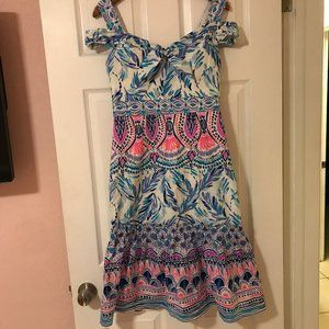 Lilly Pulitzer dress 2 NWT Iva Mini dress
